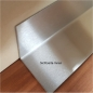 Preview: Stainless steel edge protection K240 honed 0.8 mm stainless steel angle